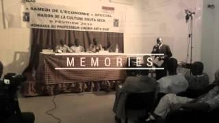 Hommage à Cheikh Anta DIOP