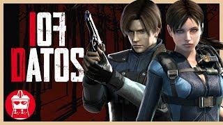 107 Datos que DEBES saber de 'Resident Evil' | AtomiK.O. #31