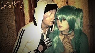 Hatsune Miku & VY2 Yuma ★ iNSaNiTY ★ - VOCALOID Live Action