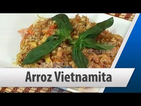 Arroz Vietnamita / Recetas de comida