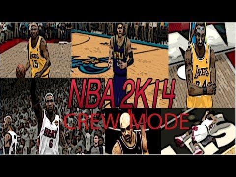 NBA 2k14 Crew Mode Wishlist! Will it Return In Nba 2k14? Nba 2k14 Gameplay Expectations ft. STG