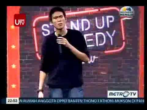 Aldes Stand Up Comedy Jangan Kebanyakan Makan Nasi Uduk