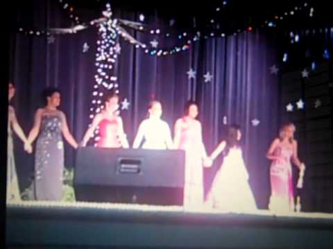 Miss Berea High School Pageant 2010