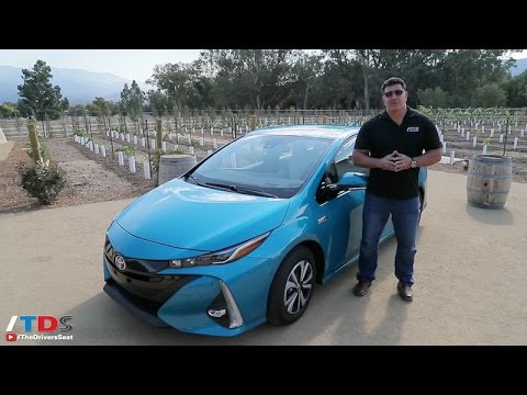 2017 Toyota Prius Prime Review And First Drive. Can Its Hybrid Heritage Defeat The Chevy Volt?