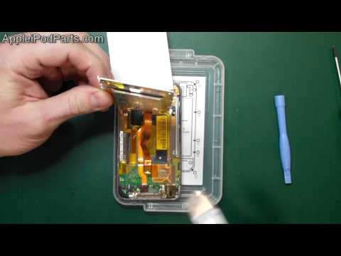 iPod Touch 2G/3G Battery Replacement Repair Guide - www.AppleiPodParts.com