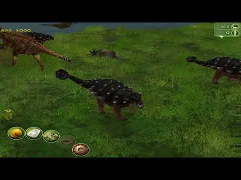 Jurassic Park: Operation Genesis - Site B Gameplay