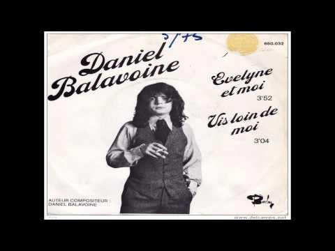 Balavoine, Daniel - Evelyne Et Moi