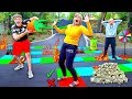 Extreme GIANT Board Game Challenge   Win $20,000