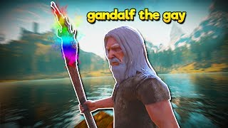 gandalf the gay - Citadel: Forged with Fire