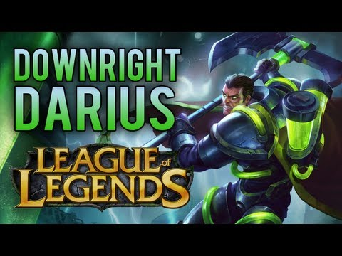 Darius Solo Top (How To Play AD Bruiser Darius) - League Of Legends
