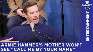 Find out why Armie Hammer