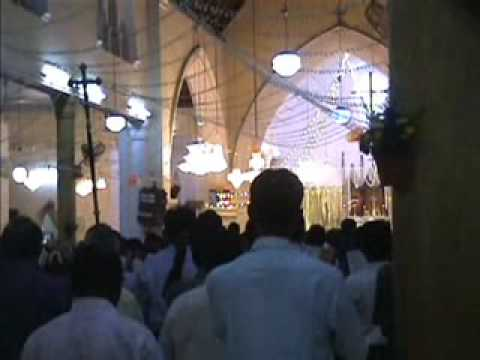Tuticorin St.Patricks church 2008  Christmas Service Part4