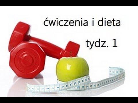 Pierwszy tydzień codziennych ćwiczeń z DVD Ewy Chodakowskiej - podsumowanie i refleksje