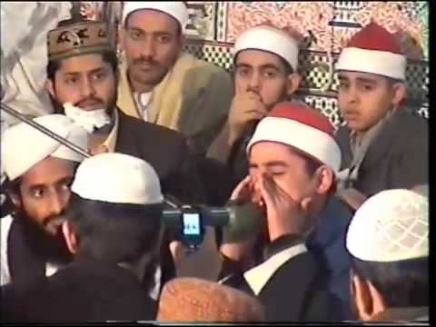 best Qirat Sheikh Mohammad Ayyub Asif amazing Makamats  Rawalpindi- Pakistan April 09 video
