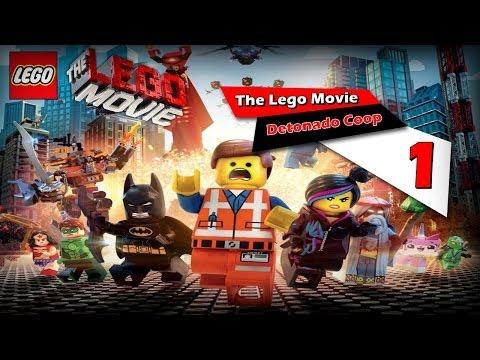 The Lego Movie Videogame – PS4 – Playthrough #1 [Detonado Coop PT-BR] – Legendado – AO VIVO