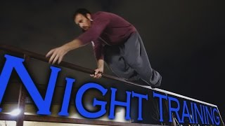Parkour at Night - How Training in the Dark is Beneficial