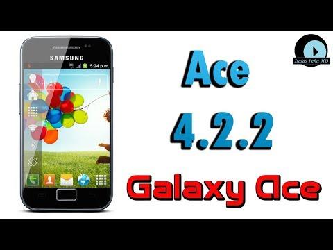 ROM Ace 4.2.2 para Galaxy Ace GT-S5830M/I/C