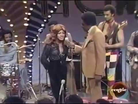 Ike & Tina Turner - Sexy Ida (+Interview) (Soul Train 1975)