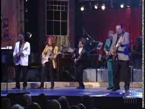 Rock Me Baby Medley (B.B. King Tribute) - Joe Louis Walker/Guests - 1995 Kennedy Center Honors