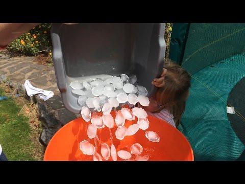 Simon Coveney - Ice Bucket Challenge