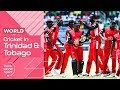 Trinidad and Tobago Cricket team on Trans World Sport
