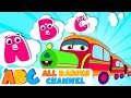 ABC Songs For Children ABC Train Song Nursery Rhymes All Babies Channel mp3