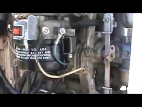 75 hp CHRYSLER SETTING CARB JETS