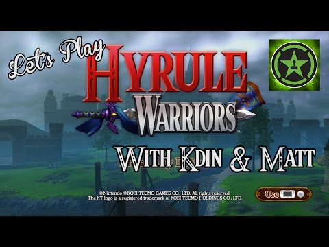 Let's Play - Hyrule Warriors