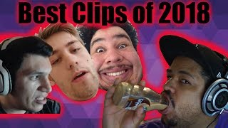 NMPlol's Top Clips of 2018! ft. Greekgodx, Sodapoppin, XQC, and more