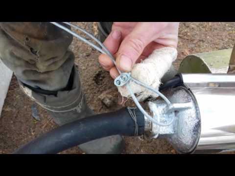 Надежный насос для скважины Aquario