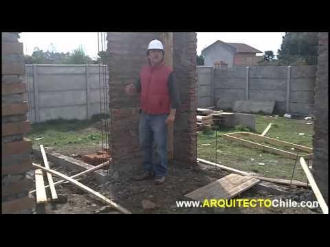Enfierradura para pilares recomendable para construir una - Que vale construir una casa ...
