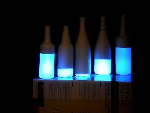 Projection Mapping on People Projection Mapping on Bottles