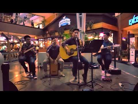Paint My Love - MLTR (cover accoustic) at puri indah mall