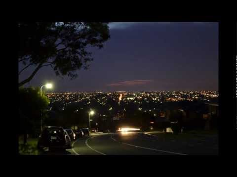 Nikon D3100 - Street Night Time lapse