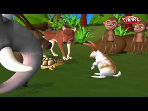 Moral Stories in Hindi For Children | हिंदी नैतिक कहानियाँ | Hindi Animal Stories Collection Kids thumbnail