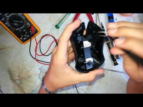 كيفيية تصليح ماوس الكومبيوتر باسهل الطرق....Keviah Repair Computer Mouse Basahel Roads .......
