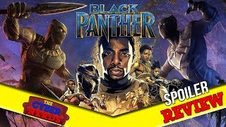 Black Panther SPOILER Review