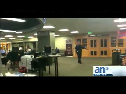 Un muerto y tres heridos en tiroteo en La Universidad de la Florida América TeVé