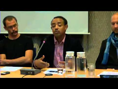 Mesfin Negash talks on Eskinder Nega and private media in Ethiopia