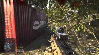 IDRA CLAN - Battlefield 4 - Alternative use of Repair Tool - Game Clip