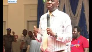 Amaechi Says Any Governor Who denies Voting During NGF Election Is A Liar