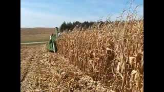 Corn Picking in Nebraska