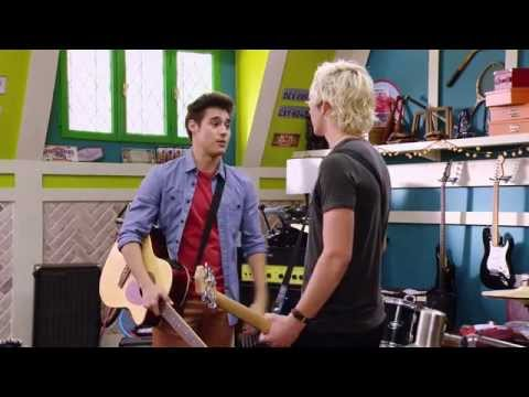 Violetta - Ross Lynch stops by Leon's place [English Subtitles]