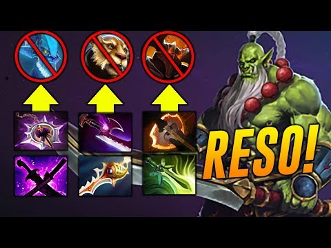 Resolut1on Juggernaut TOTAL DOMINATION Dota 2