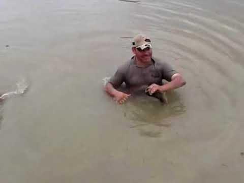 Pesca a mano