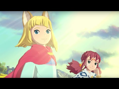 Ni no Kuni 2: Revenant Kingdom Official The Light May Yet Return Trailer