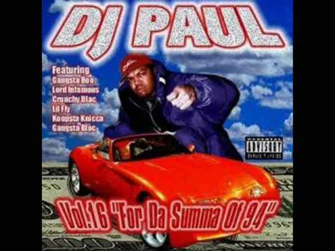 DJ Paul & Gangsta Boo - Chiefa The Reefa (1994)