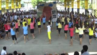 II-Azalea Piliin Mo Ang Pilipinas by Angeline Quinto Interpretative Dance (Finals)