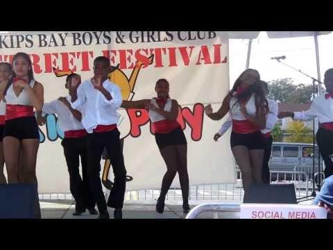 Nasir's Partner Dance video