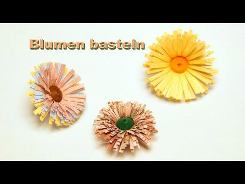 Blumen Basteln | Diy Vasen Und Blumen Aus Petflaschen Basteln Upcycling
